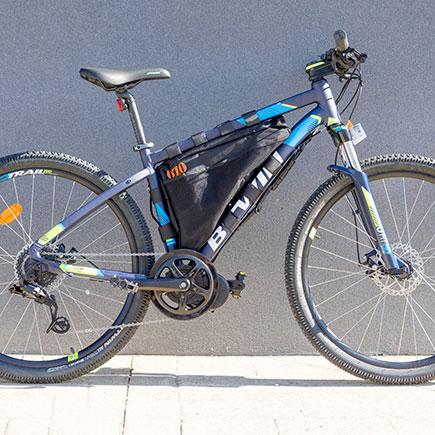 good out x new concept check out Comment électrifier mon VTT Rockrider Décathlon Btwin avec ...