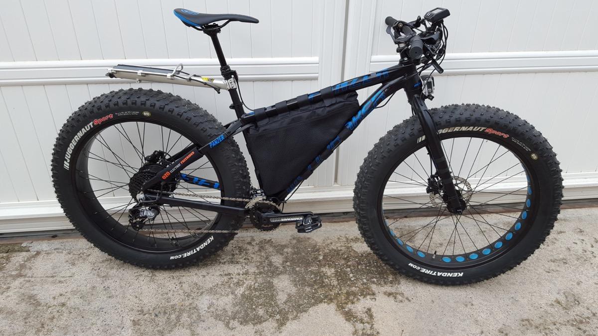 Fat Bike Kit 900w 1200w 25a Cycle Analyst