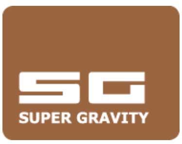 Logo Super gravity