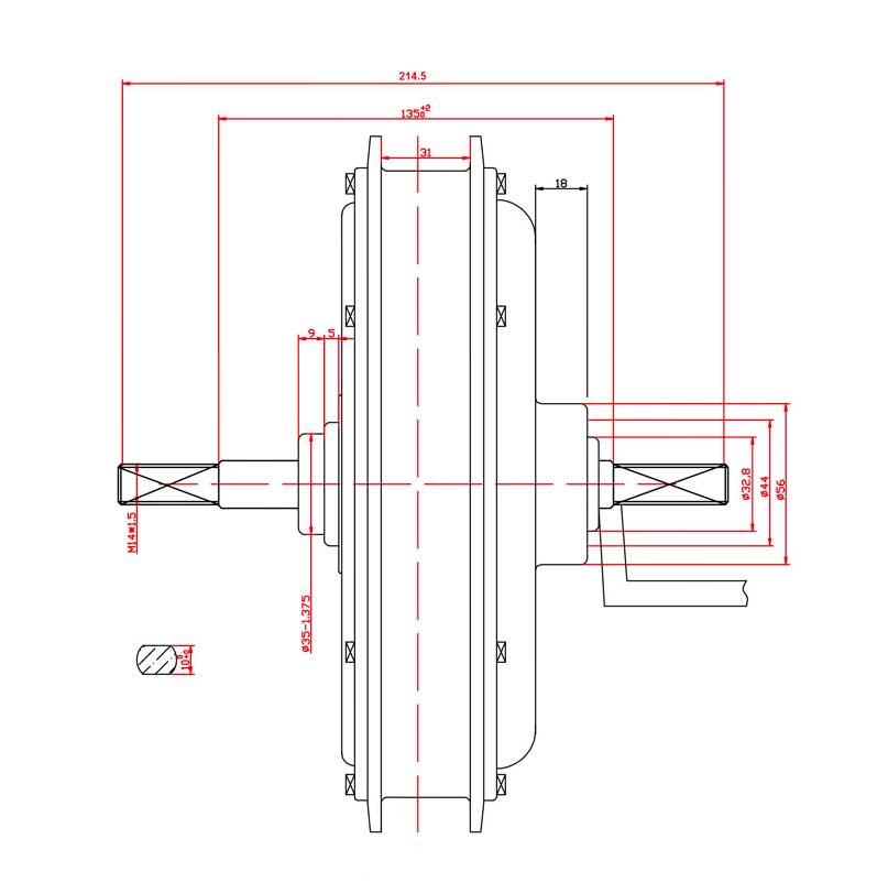plan moteur transport DD35