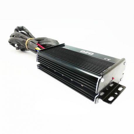 40A 72V dual sensored sensorless brushless controller