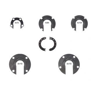 Adaptateur 5 trous côté transmission pour boitier compact