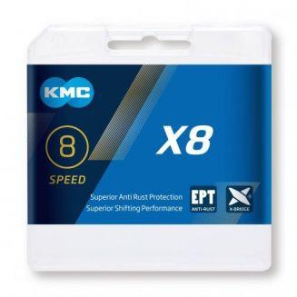 Chaîne renforcée KMC X-8e