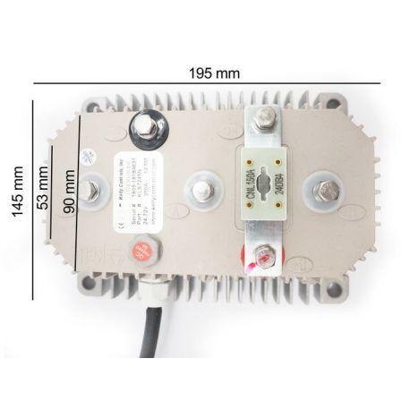 Kelly KLS7245N controller 100A - driver brushless 36V 48V 72V