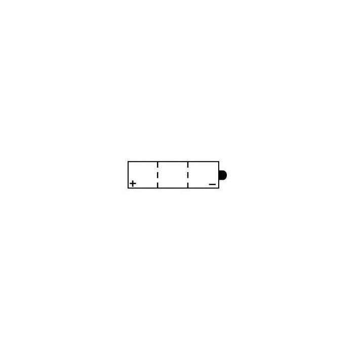 Batterie Electhium 12V Lithium YTX9-BS / HJTX9(L) FP