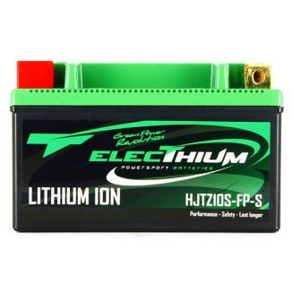 Electhium 12V Lithium Battery YTZ10S-BS / HJTZ10S-FP-S