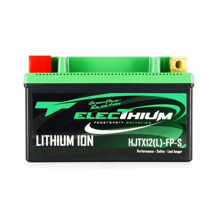 Batterie Electhium 12V Lithium YTX12-BS / HJTX12(L)FP-S