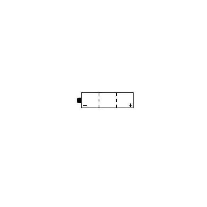 Battery Electhium 12V Lithium YTX20L-BS / HJTX20(H)L-FP-S