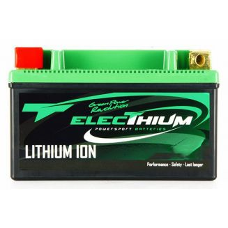 Batterie Electhium 12V Lithium YTX20L-BS / HJTX20(H)L-FP-S