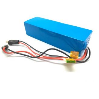 36V 9Ah 324Wh PVC battery Panasonic cells 18650PF