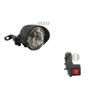 Pack lampe AV et interrupteur