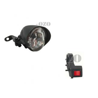 Pack lampe AV + interrupteur