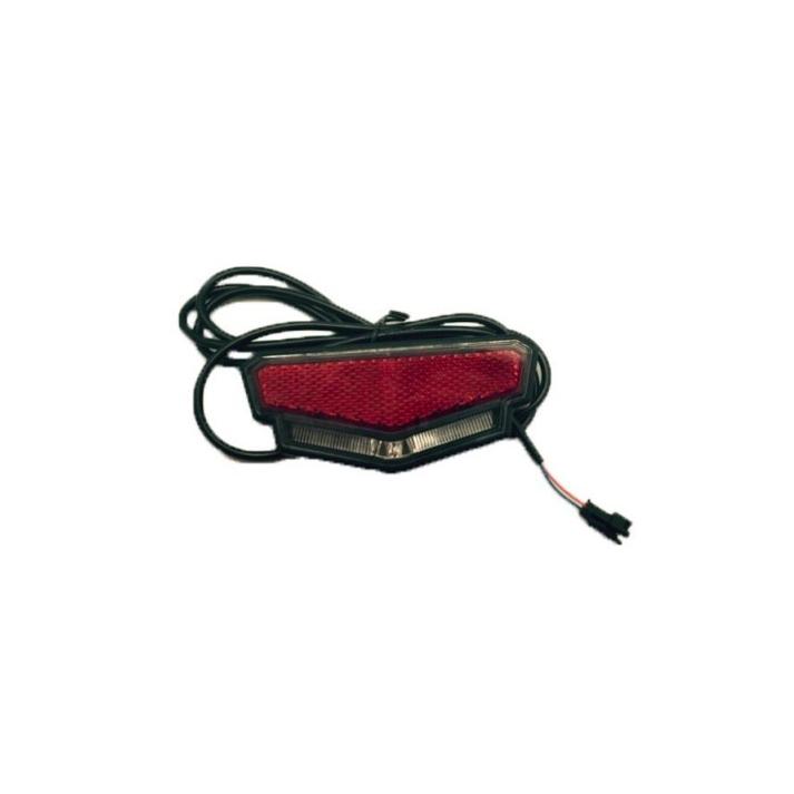 Pack lampe avant et arrière avec cable Y et interrupteur