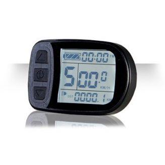 Display LCD 1 pour kits moteurs roues OZO 15A et 22A