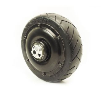 Electric Industrial motor wheel for trolley 5""