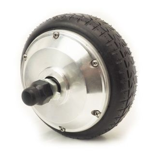 "Electric industry and leisure motor wheel for trolley 6"" 160mm"