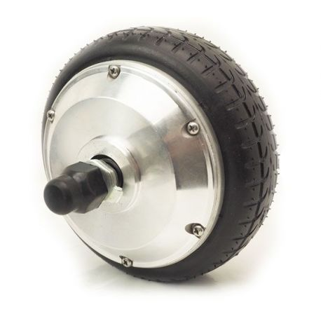 Electric Industrial motor wheel for trolley 6""
