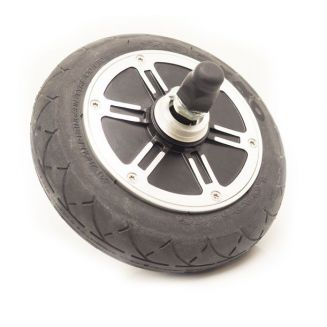 """Moteur roue 8"""" pour chariot industriel"""