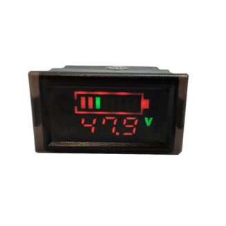 LED Multifunction Battery Gauge