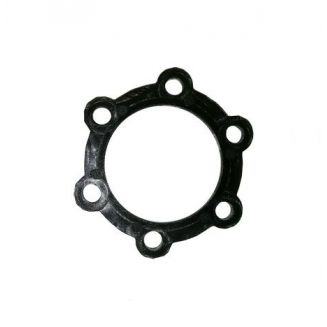 Disc spacer for motor hub