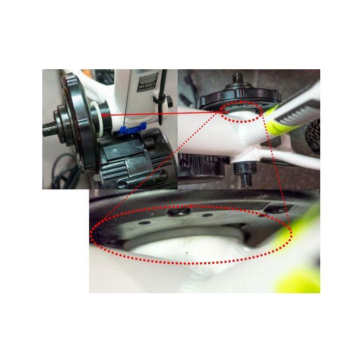Entretoise de boîtier de pédalier 3mm