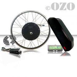 Kit Speed 1000W-1200W-1500W 25A ou 35 Cycle Analyst