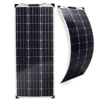 Panneau solaire 12V 100W souple Ecoflex