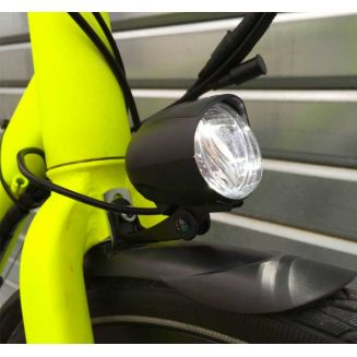 Feu AV 40 Lumens pour vélo électrique