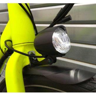 Lampe pour vélo électrique