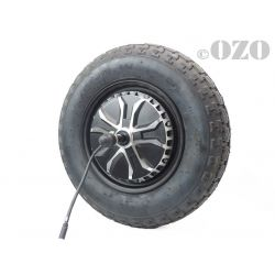 WHEEL MOTOR FOR WHEELBARROW AND AGRICULTURAL MACHINERY 36V-48V 1000W
