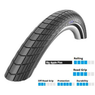 Pneu Schwalbe Big Apple Plus