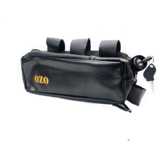 Rectangular frame bag for maximum 14Ah battery