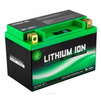Batterie Skyrich 12V Lithium YTX9-BS / HJTX9(L)-FP