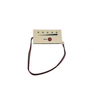Jauge à Leds pour batterie Lithium