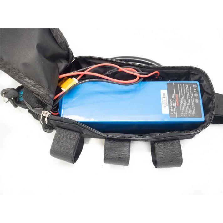 Sacoche de cadre rectangulaire pour batterie V5