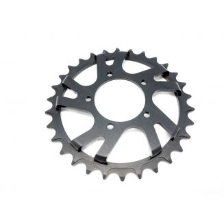 Bafang BBSHD chainring with offset