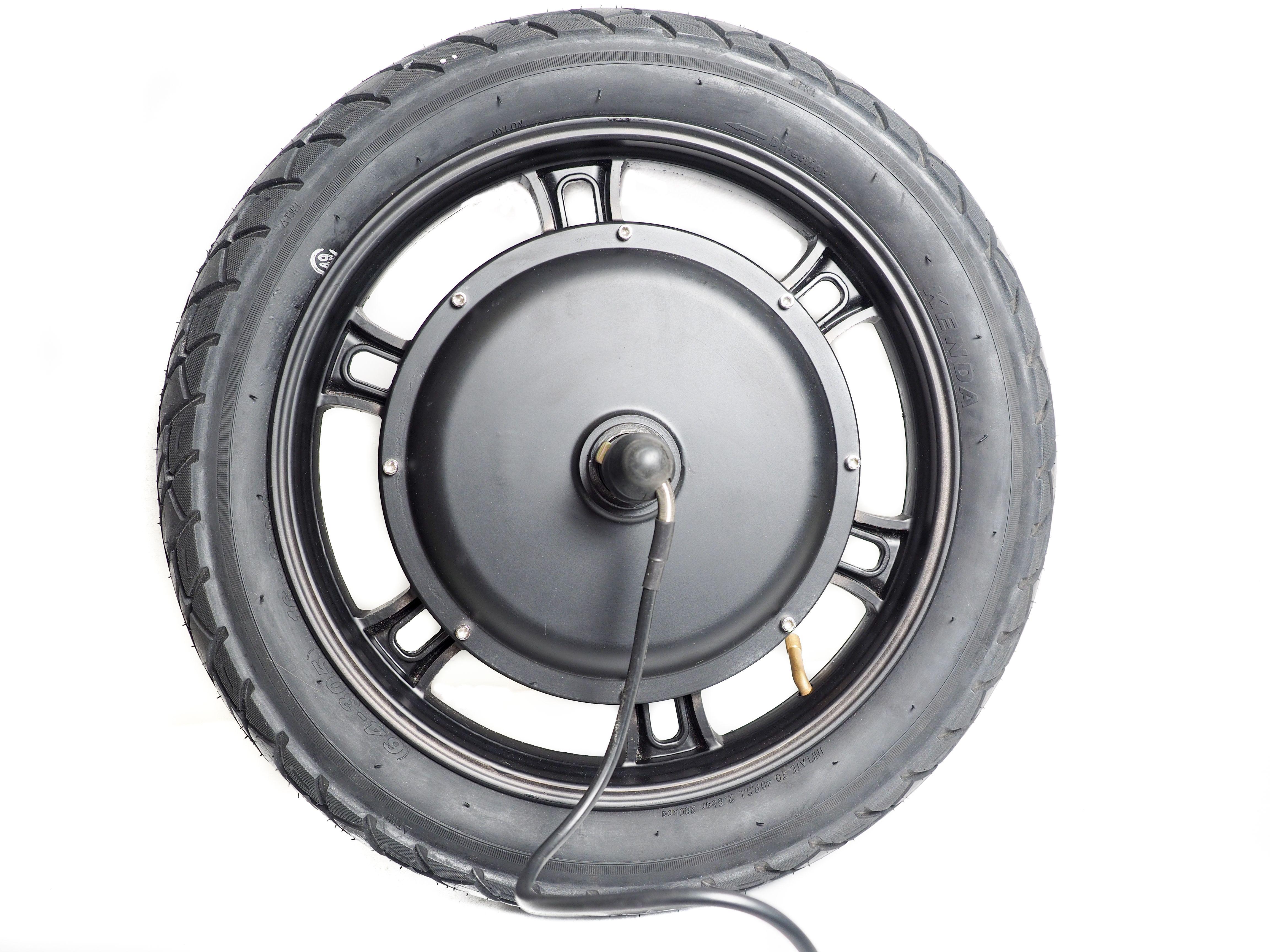 moteur brushless roue motrice 16 aluminium 36v 48v 1000w. Black Bedroom Furniture Sets. Home Design Ideas