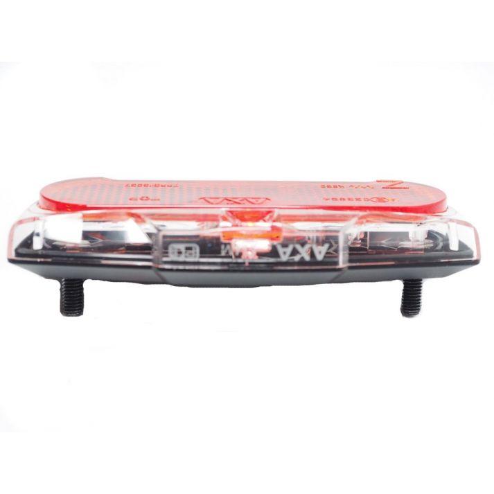 Feu arrière AXA 6V pour porte bagages