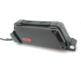 36V 17Ah 621Wh Battery Box Sanyo with fixing rail