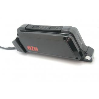Batterie 36V 17Ah 621Wh Box Sanyo avec rail de fixation