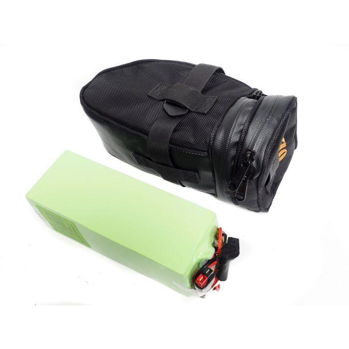 sacoche de selle pour batterie 36V et 48V