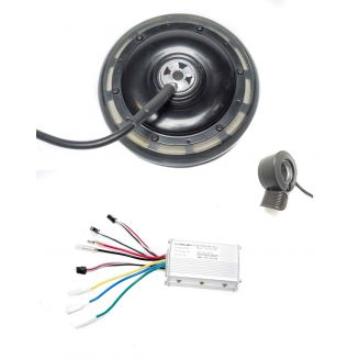 "5"" electric motor kit with 12V 16A controller for golf caddy babby troller"
