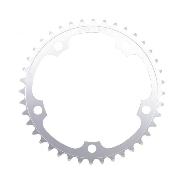 Plateaux Stronglight 5x130 standard route Shimano 130 BCD