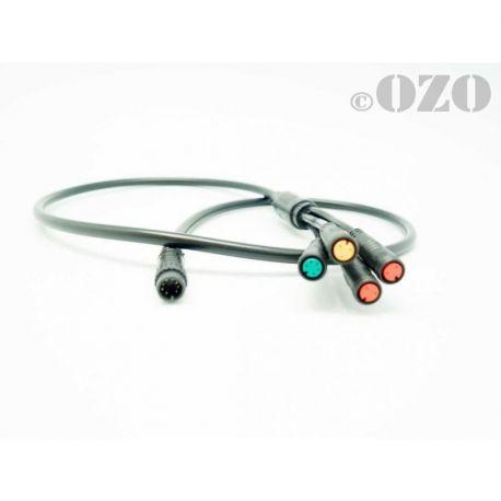 Faisceau de câblage principal pour contrôleur 15A et 22A OZO
