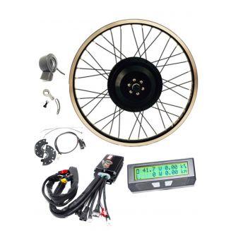 """Kit speed Donkey 26"""" à 29"""" 900W 1200W 25A cycle analyst"""