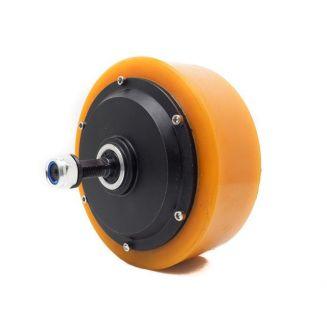 Moteur roue électrique 160mm ou 165mm pour chariot industriel tireur pousseur