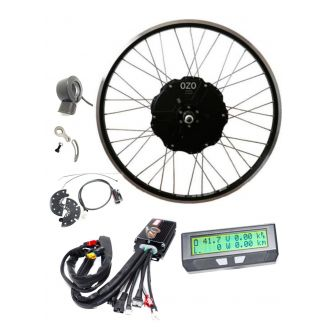 Kit Speed RH205D 900W 1200W 25A cycle analyst