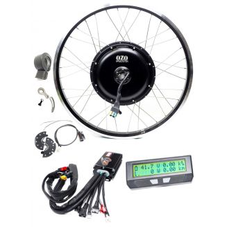 Kit Speedster DD27 900W 1200W 25A cycle analyst
