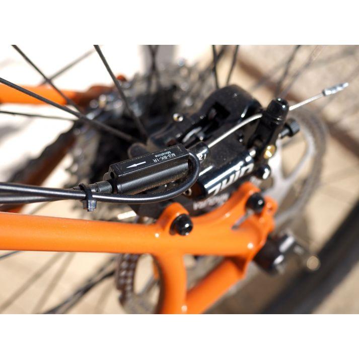 coupure frein câble