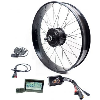 Kit FAT BIKE 750W - 1000W 22A boitier au guidon